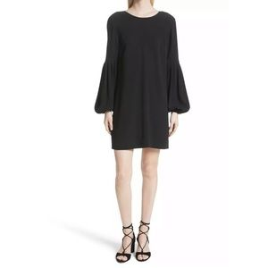 New Elizabeth and James Claudia Puff Sleeve Dress
